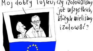 Juncker: Czy już wszystkich izolowaliśmy?