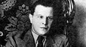 Tadeusz Dołęga-Mostowicz. Od zecera do milionera