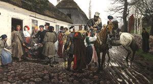 Gierymski i Witkiewicz - dwóch powstańców, dwóch artystów, dwa obrazy