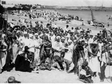 Plaże II RP