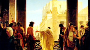 Poncjusz Piłat – kim był człowiek, który osądził Jezusa?
