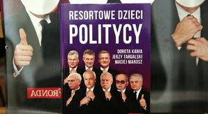 """Agenci, przeciwnicy lustracji i obrońca WSI, czyli """"Resortowe dzieci...."""