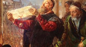 Zemsta Matejki. Kulisy powstania obrazu, którym Mistrz pognębił swoich...